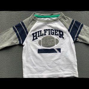 Tommy Hilfiger Long Sleeve T Shirt 12M NWOT